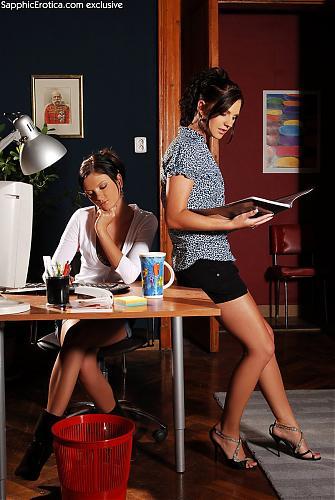 SapphicErotica.com - Eva and Anastasia  (2009) HDTV