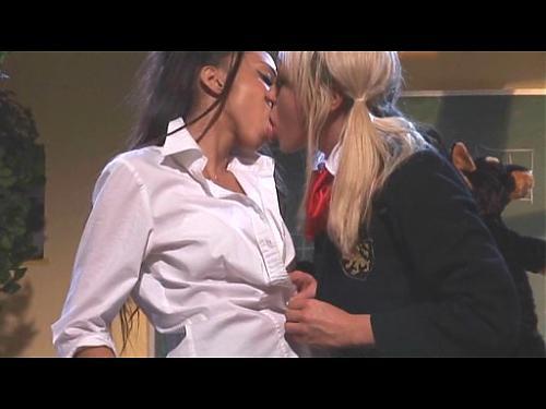 Недетские шалости школьниц  (2007) DVDRip
