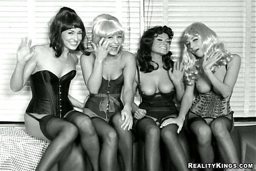 Большие сиськи в стиле 50-х годов(50s titties big (Reality Kings (2008) SATRip