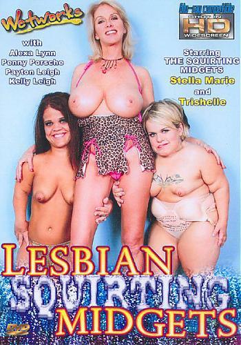 НЕТРАДИЦИОННОЕ !!!Lesbian Squirting Midget / Кончающие лесбиянки-карлицы (2008) DVDRip