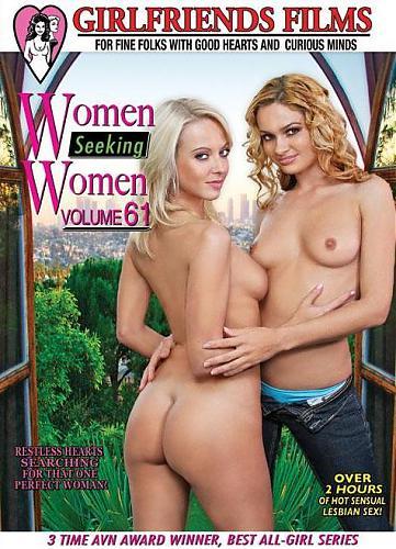 Women Seeking Women 61 / Женщины в поисках женщин 61 (Dan O'Connell, Girlfriends Films) [2010 г., Lasbians, DVDRip] [Split Scenes] *Release Date: Mar 19, 2010* (2010) DVDRip