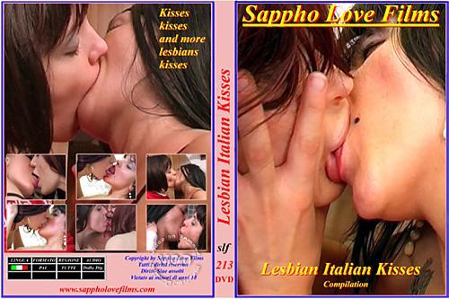 Lesbian Italian Kisses / Итальянские лесбийские поцелуи (2007) DVDRip