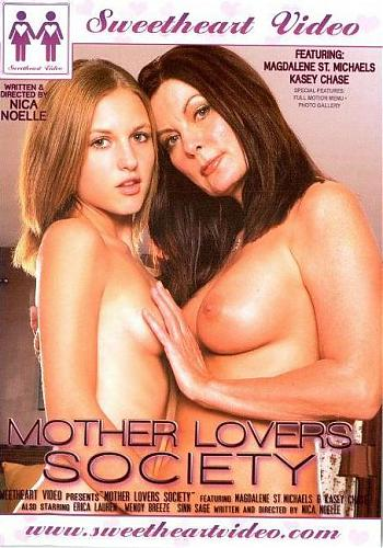 Mother Lovers Society 1 / Общество любителей мамочек 1 (Nica Noelle, Sweetheart Video) [2010 г., Lesbians, Old & Young, Interracial] [Split Scenes]*Release Date: Apr 28, 2010* (2010) DVDRip
