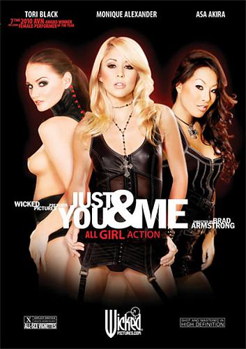 Just You and Me / Just You & Me / Только Ты и Я (Brad Armstrong / Wicked.) [2010 г., Lesbo, DVDRip] (2010) DVDRip