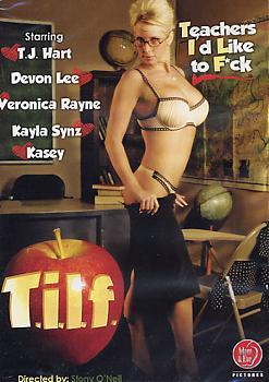 Учительницы, которых я бы трахнул / T.I.L.F.: Teachers I'd Like To Fuck (2007) DVD