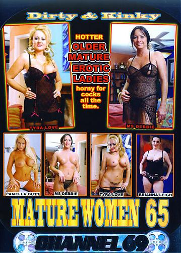 Dirty & Kinky Mature Women Vol.65 (2009) DVDRip