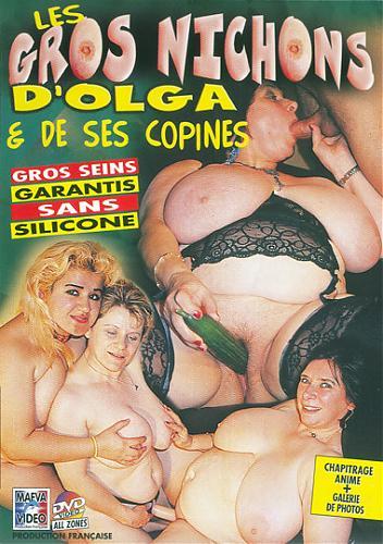 Большая Ольга придуплилась со своими сверсницами / Les Gros Nichons D'Olga et De Ses Copines (Pierre Moro) (2002) DVDRip