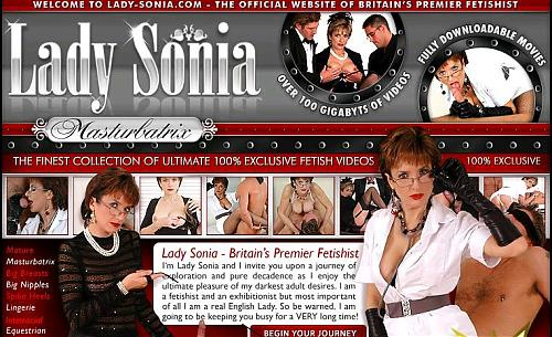 Леди Соня и подруги / Lady Sonia & Friends (2009) DVDRip