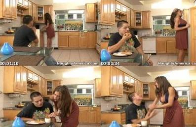Hunter Bryce - Hot Big Boob MILF (2009) SATRip