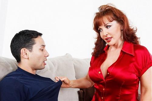 MyFriendsHotMom.com - Sexy Vanessa (2009) SATRip
