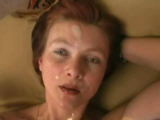 Интеллигентная зрелая женщина показывает, сосет и дает (1999) SATRip