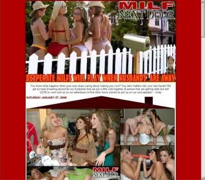 MilfNextDoor.com / RealityKings.com МегаПак (176 Ролика) (2009) CamRip