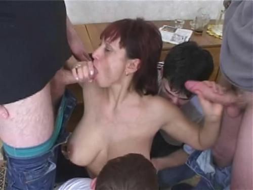 Русская Мамочка Амалия / Russian Mum Amalia (10 роликов) (2009) DVDRip
