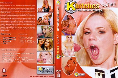 Kbitches 5 Hot Golden Honeys / Kbitches 5 Горячие Золотые Меды (2006) DVDRip