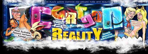 Персонажи популярных мультсериалов от студии - Cartoon Reality  (2010) Other