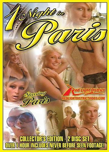 Paris Hilton.One night in Paris / Пэрис Хилтон.Одна ночь в Париже (Полная версия с комментариями Рик Саломона) (2005) DVDRip