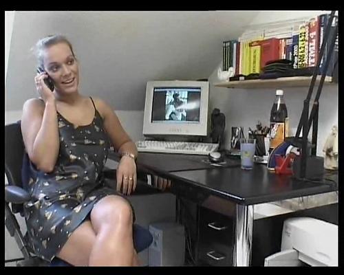23 минуты с берлинской проституткой(ABGESSHLEPT&DURCH GEFICKT)  (2005) DVDRip
