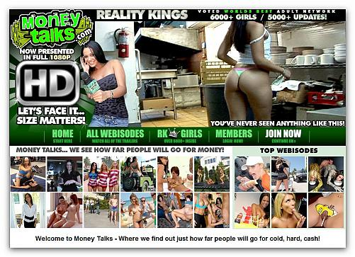 Realitykings MoneyTalks Money Talks (2006-2010) (2010) CamRip