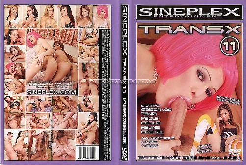 trans x 11 (2009) DVDRip