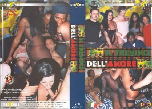Shemale Il Trenino DellAmore (2009) DVDRip