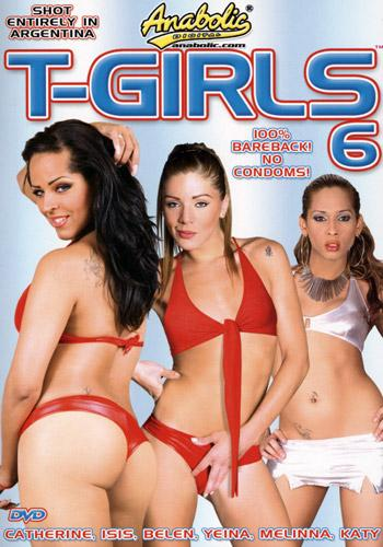 Anabolic T-Girls #6(Shemale) (2009) DVDRip