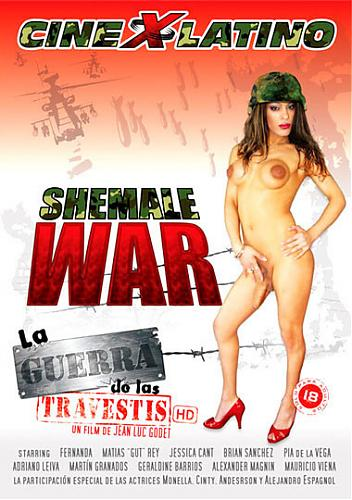 SHEMALE WAR (2009) DVDRip