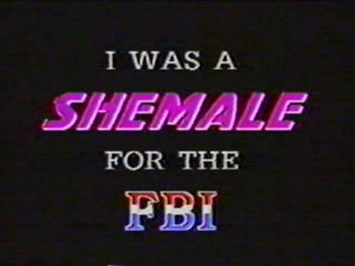 I Was A Shemale For The FBI  (Dana Duglas) (1987) DVDRip
