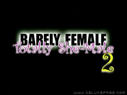 Totaally Shemale #2 (2002) DVDRip