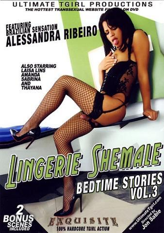 Lingerie Shemale Bedtime Stories #3 vol1 (2009) DVDRip
