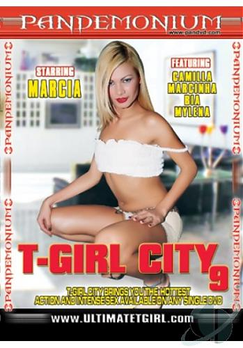 T-GIRL CITY 9 (shemale) (2009) DVDRip