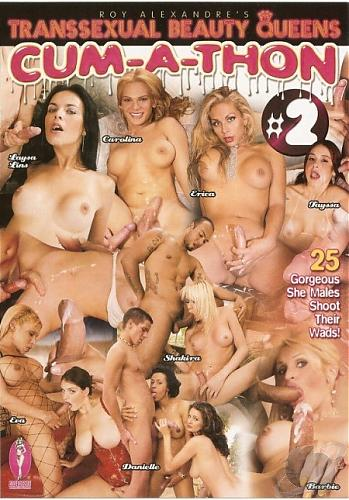 Transsexual Beauty Queen -Cum-A-Thon #2 cd1 (2009) DVDRip