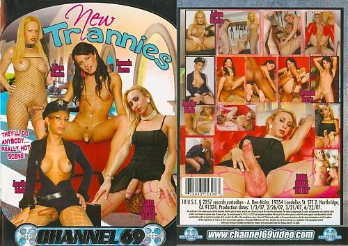 New Trannes (shemale) (2009) DVDRip
