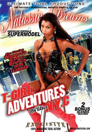 T-Girl Adventures N.Y.C cd 1 (2009) DVDRip
