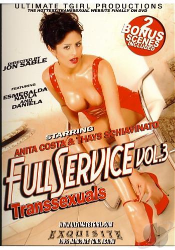 Full Service Transsexuals #3 / Полное транссексуальное обслуживание #3 (2009) Other