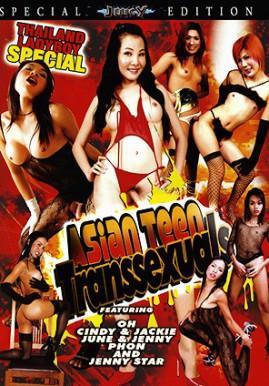 Asian Teen Transsexuals / Азиатские молодые трансы (2009) DVDRip