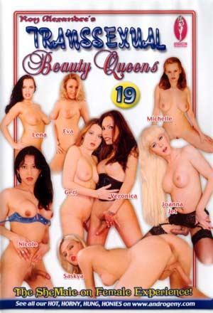 Транссексуальные Красотки #19 / Transsexual Beauty Queens Vol19 + русский транс (2003) DVDRip