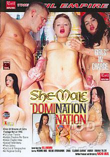 Nacho Vidal's - She-Male Domination Nation (2003) DVDRip