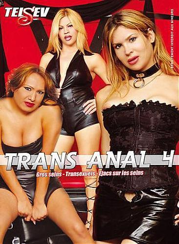Trans Anal #4 / Транс Анал #4 (2009) DVDRip