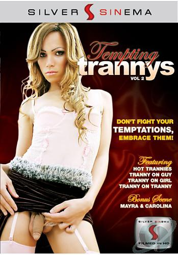 Tempting Trannys #2 / Заманчивые Трансы #2 (2007) DVDRip