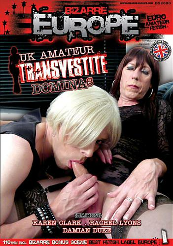 UK Amateurs Transvestite Dominas  (2010) DVDRip