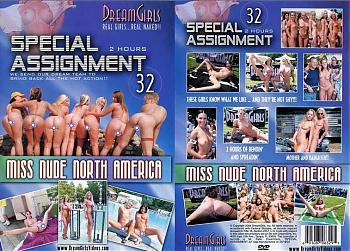 Special Assignment 32: Miss Nude North America  (2004) DVDRip