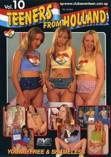 Teeners From Holland volume 10 - Тины из Голландии, 10-й выпуск (2005) DVDRip