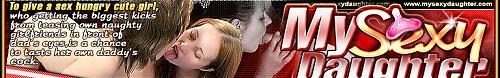 MySexyDaughter.com -  Семейные развлечения (2008) CamRip
