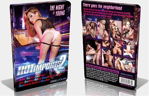 Hot Imports - Горячий Импорт 2 (sexxxfile) (2007) HDTVrip