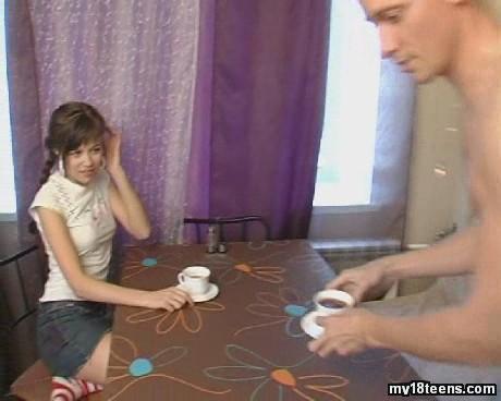 чай кофе потанцуем (2009) DVDRip