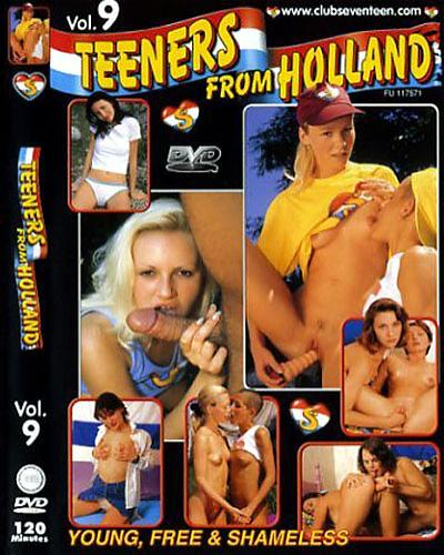 Teeners From Holland  №09 (2005) DVDRip