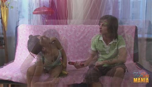 Рол-летающая тарелка (2009) DVDRip