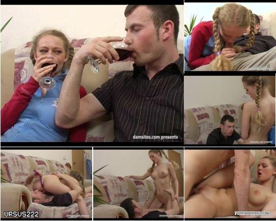 Володя и юнная блондинка ) (2009) DVDRip
