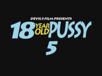 Devil's - 18 Year Old Pussy #05 (Cd1-2) (Carrie Cruise, Lucy Anne, Nina Blond, Niki Dark, Sarah D (2008) DVDRip