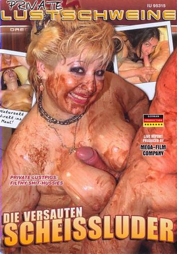 Private Lustschweine. Die versauten Scheissluder (2008) DVDRip